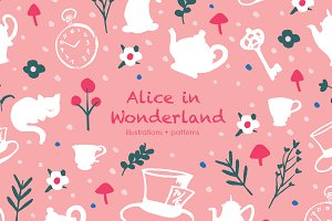 Wonderland | Patterns + more