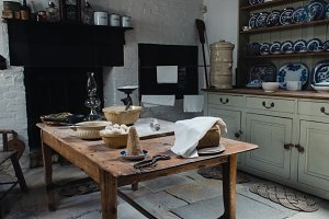 Old Styled Kitchen