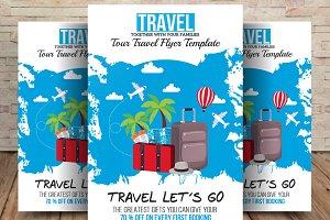 Thailand Travel Flyer Template