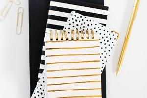 Blush & Gold Journal Image 002