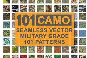 101 Camo Patterns