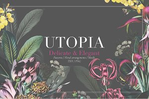 Utopia, Exquisite & Luxury!