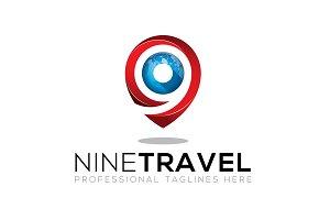 Nine Travel Logo