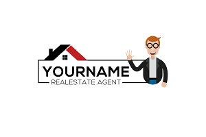 Realestate Agent Logo