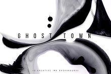 Ghost Town Ink by  in Textures