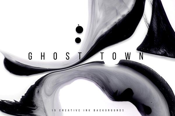 Textures: KAT - Ghost Town Ink