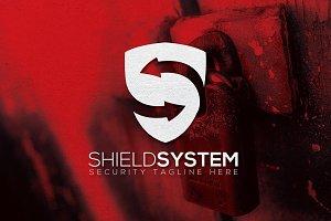 Shield System Logo