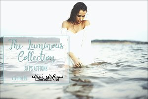 The Luminous Collection Actions