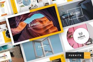 Furnite - Google Slides Template