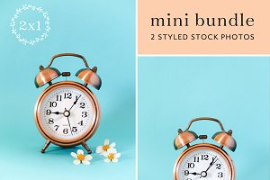 Alarm Clock Mini Bundle