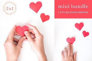 Valentine's Hearts Mini Bundle