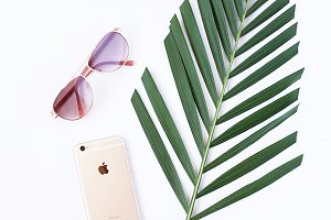 Summer Vibes Styled Stock Photo 021