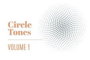 CircleTones Vol.1 | Gradient Circles