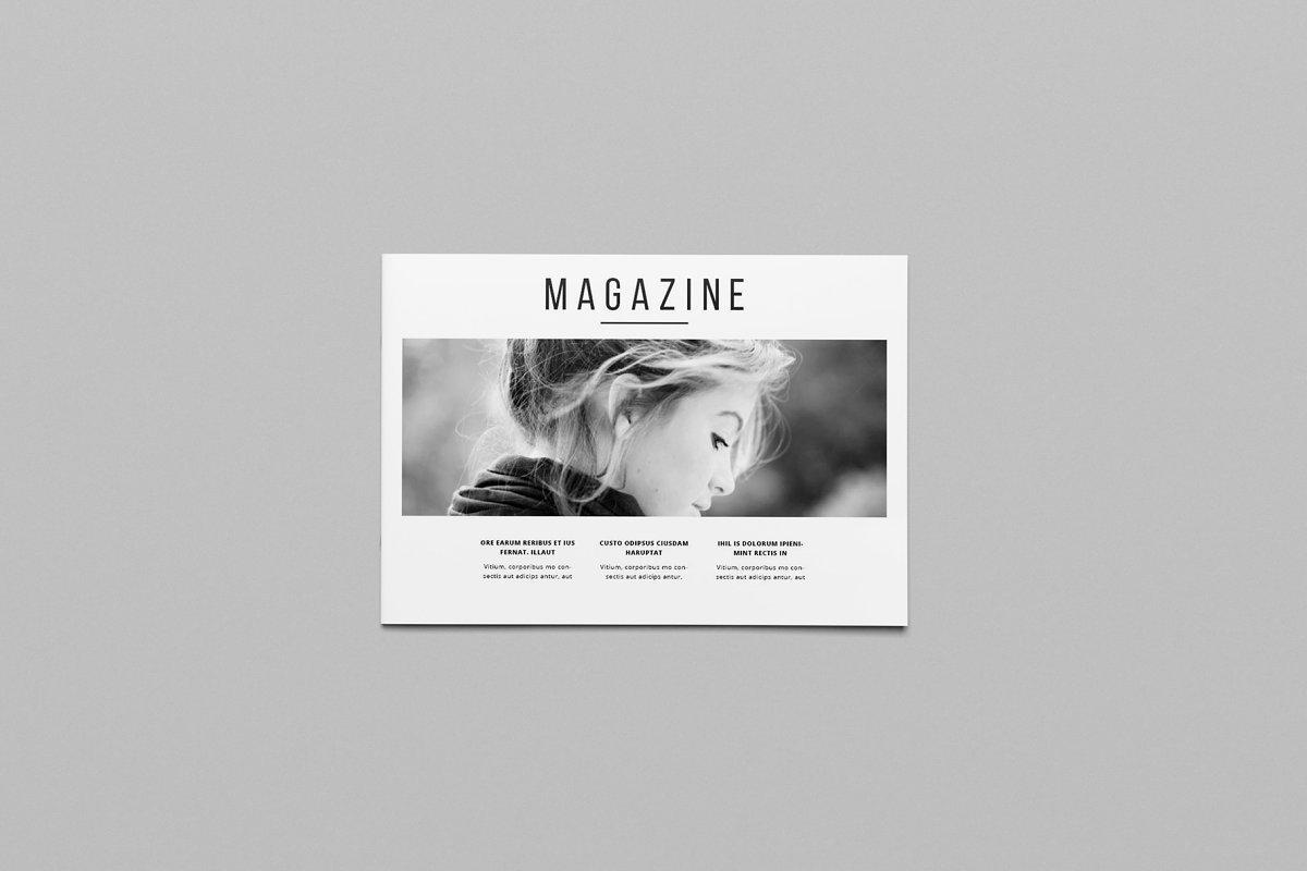 Minimal Landscape Magazine II
