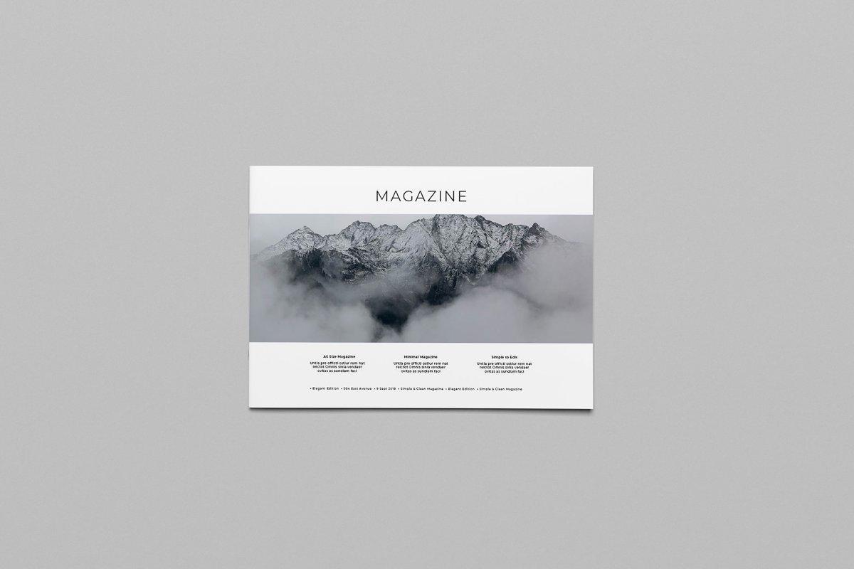 Minimal Landscape Magazine III