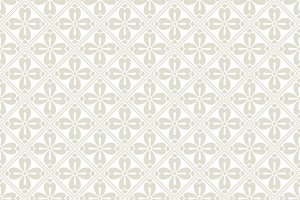 Vintage royal pattern