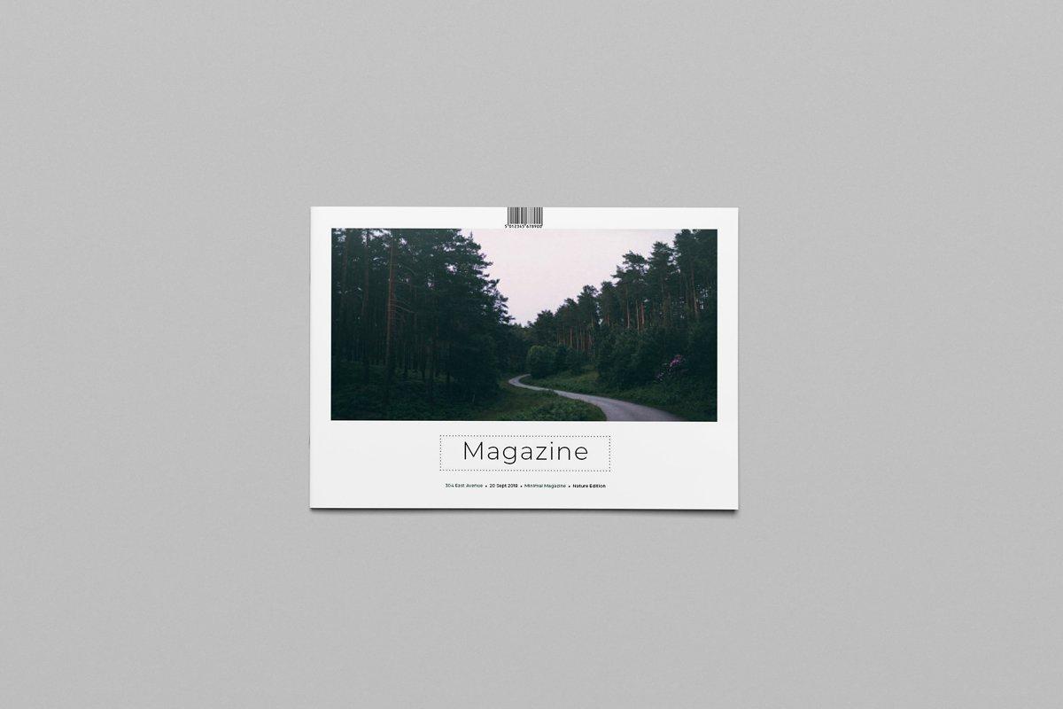 Minimal Landscape Magazine IV