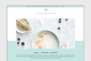 The Aria Divi Child Wordpress Theme