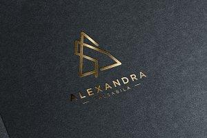 Initial AS / SA Logo
