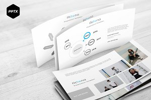 Athena - Powerpoint Template