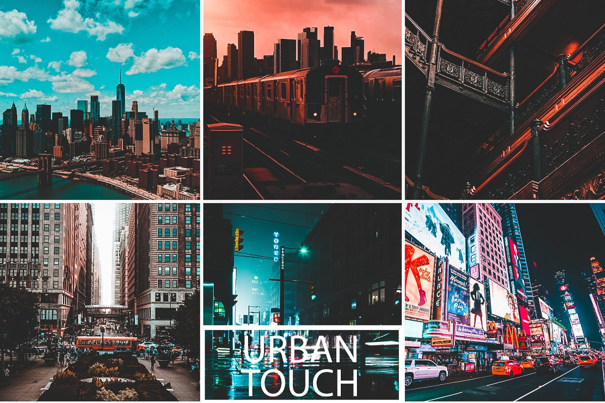 Urban Touch Preset