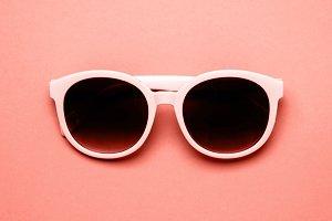 Stylish Women's sunglasses in white