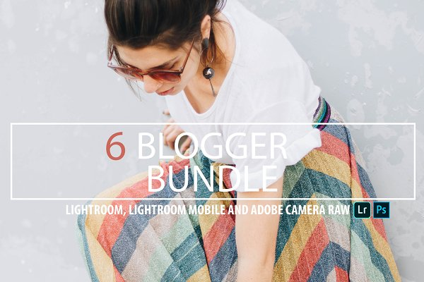 Add-Ons: Unlimited Presets - Blogger Bundle Presets