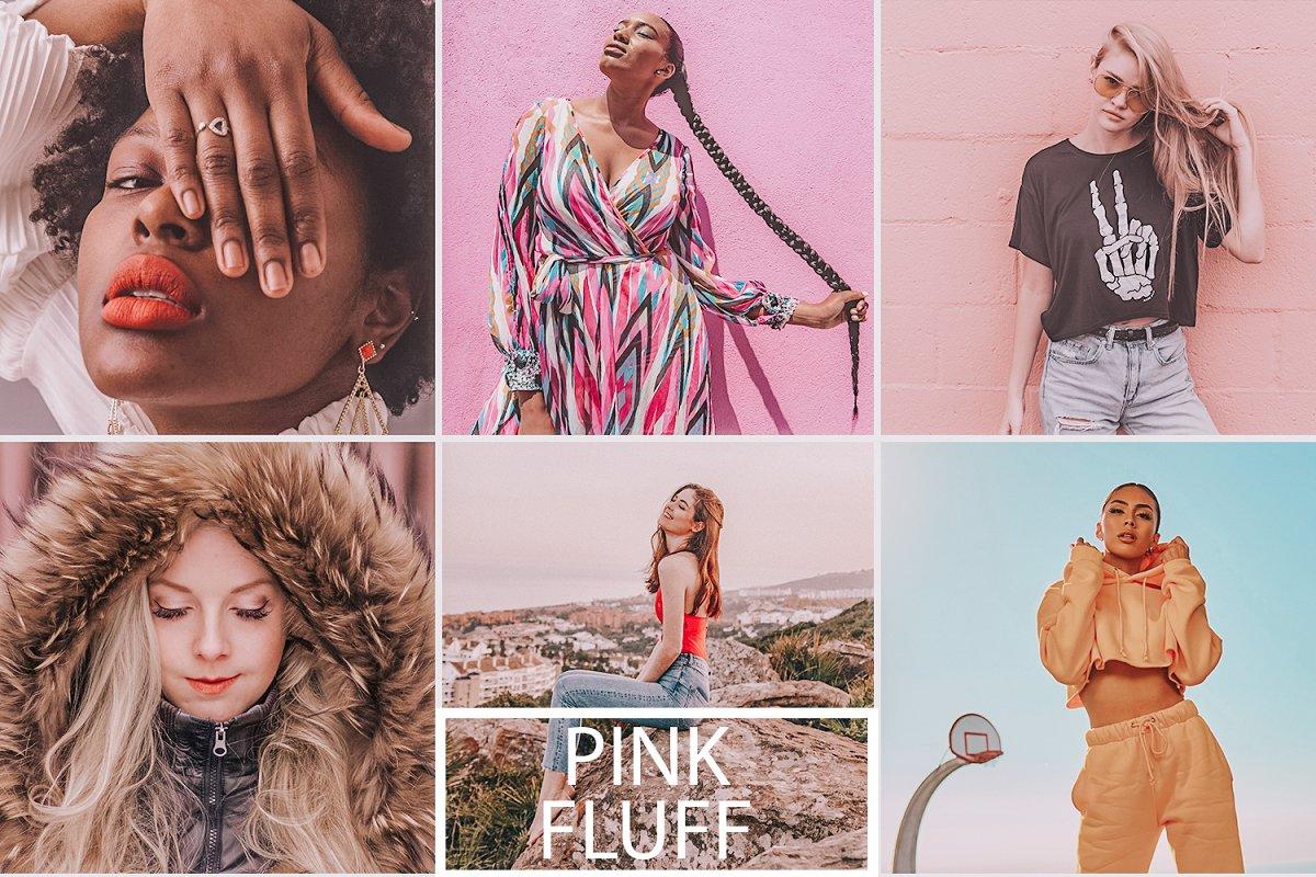 Pink Fluff Preset