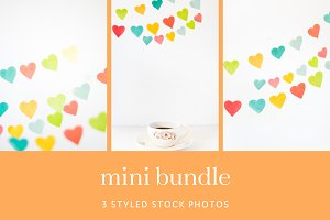 Colorful Valentine's Mini Bundle