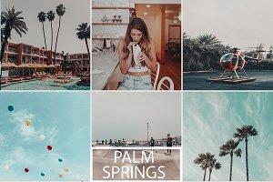 Palm Springs Preset