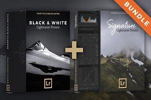 Landscapes Lightroom Presets Bundle