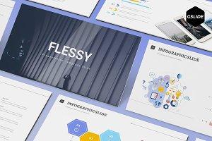 Flessy - Google Slide Template