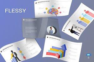 Flessy - Keynote Template