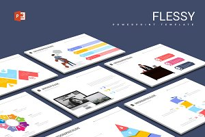 Flessy - Powerpoint Template
