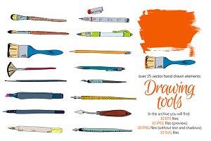 Drawing Tools Set