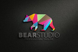 Bear Studio Logo