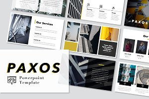 PAXOS // PowerPoint Presentation