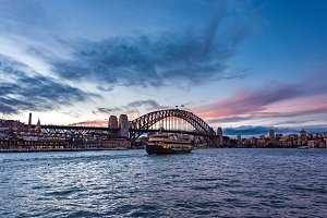 Australian iconic landmark Sydney