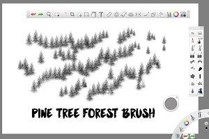 Foliage Brushes For Sketchbook Pro