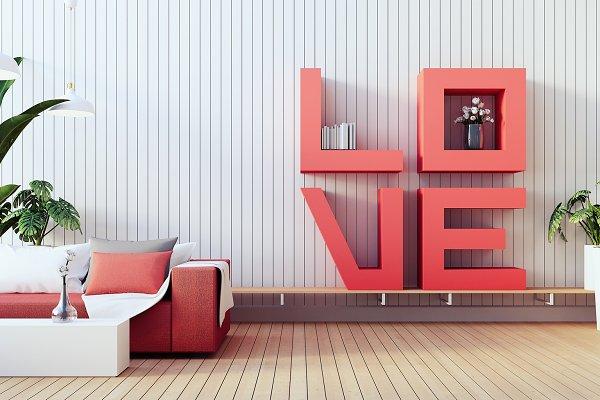 The Love living coral - Valentine i…