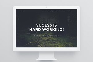 Victoria - Agency HTML Template