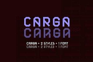 CARGA-2-Styles-1-Font