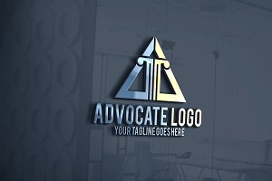 Advocate Logo | Letter A logo