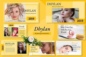 Dhylan - Beauty Salon Keynote