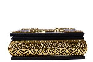 Black Quran Box Front