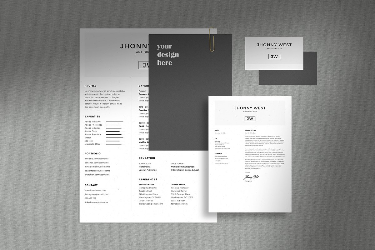Mockup Scene Creator - Stationery  in Product Mockups - product preview 11