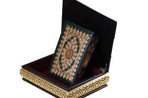 Black Quran Box