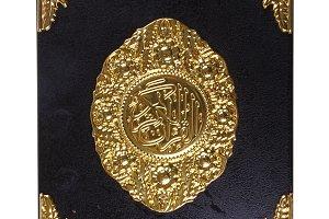 Black Quran Box Top