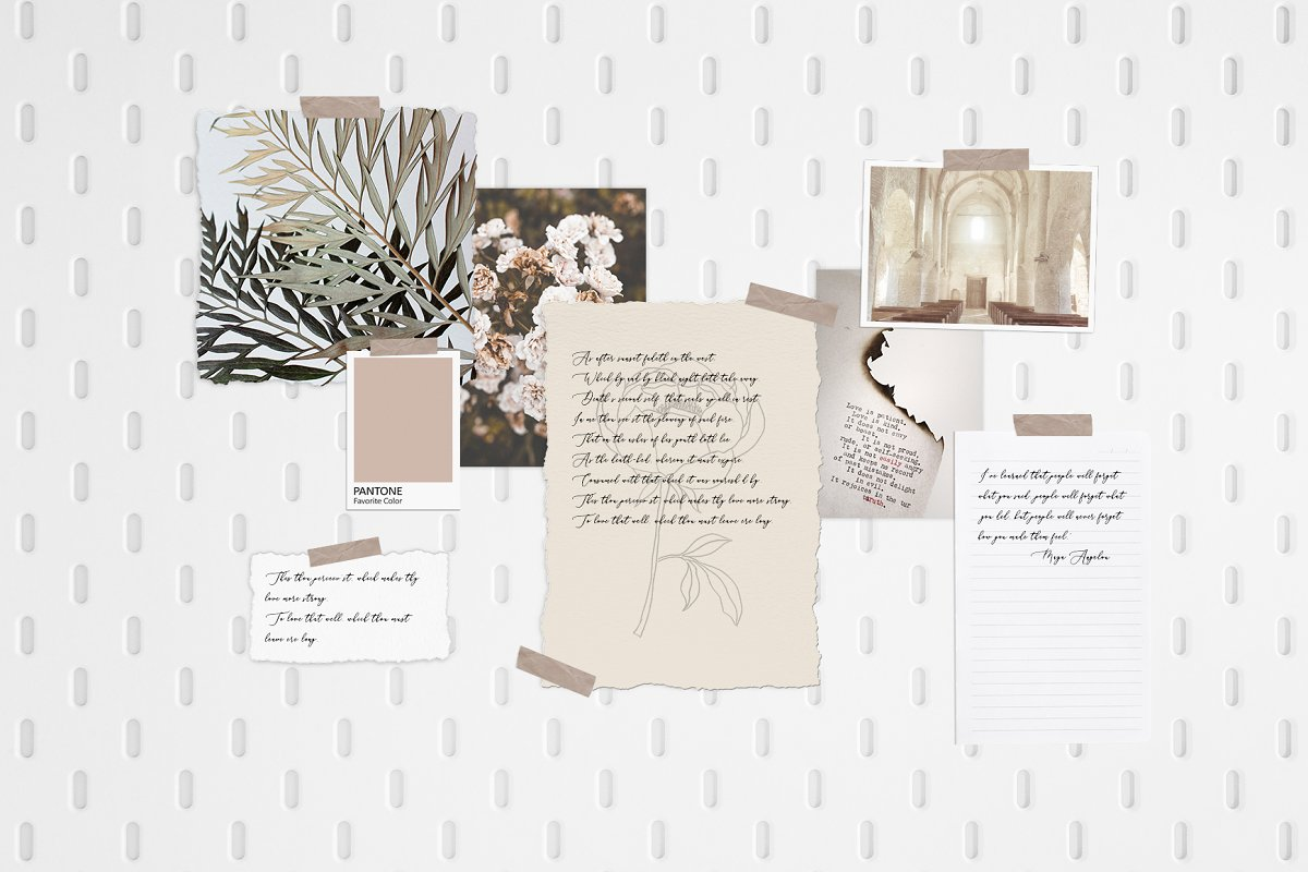 Mockup Scene Creator - Stationery  in Product Mockups - product preview 4