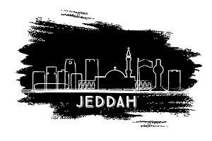 Jeddah Saudi Arabia City Skyline